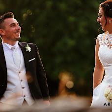 Wedding photographer Salvatore Massari (artivisive). Photo of 17.04.2018