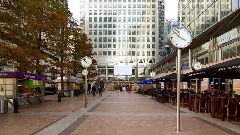 One Canada Square london