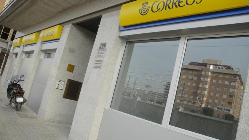 Todas las oficinas de Almería deben tomar medidas para evitar la sensación de estrés causada a los carteros.