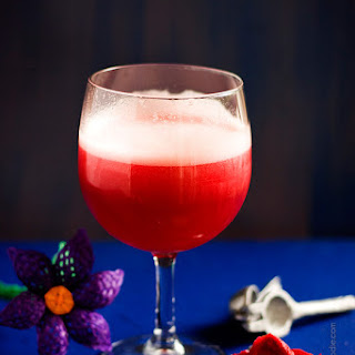 Prickly Pear and Coconut Water Smoothie