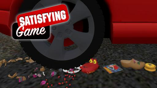 PC u7528 Crush things with car - ASMR games 2