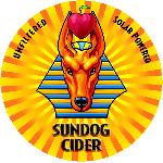 Logo for Sundog Cider