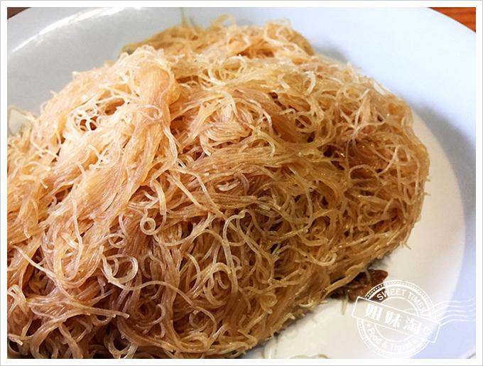 吳記肉圓-炒米粉