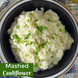 Mashed Cauliflower.