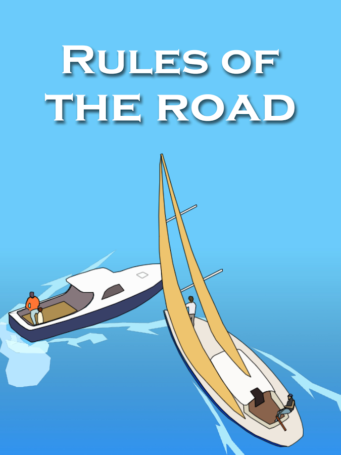 ColRegs: Rules of the Road- screenshot