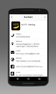 APP-Verlag- screenshot thumbnail