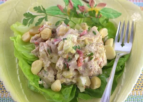 Hawaiian Chicken Salad Recipe
