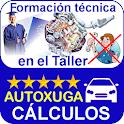Cálculos Técnicos Motores Coches icon