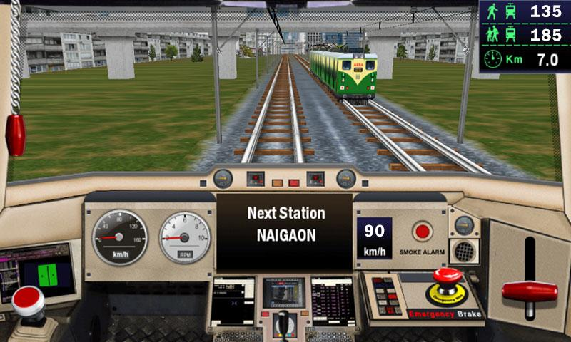 Train Simulator - Mumbai Local- screenshot