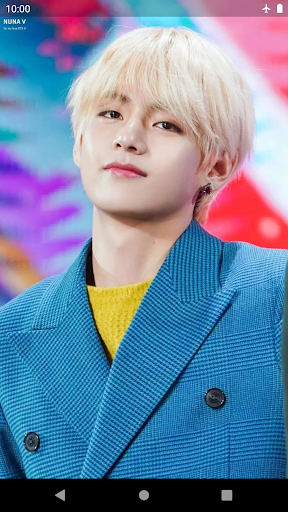 BTS V Kim Taehyung Wallpaper Offline - Best Photos 2.0.1 screenshots 6