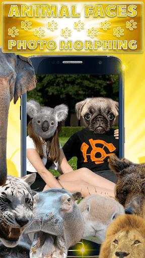 Animal Faces - Photo Morphing 1.2 screenshots 1