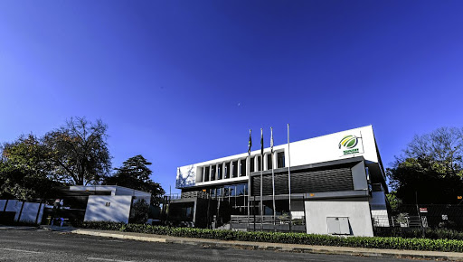Cricket SA HQ in Johannesburg.