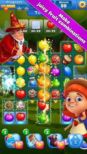 Fruit Land match 3 for VK apkdebit screenshots 6