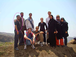 Photo: Essam ( Executive Manger) in a trip with guys
