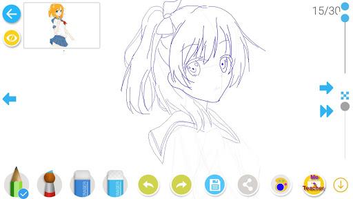 Drawing Tutorials: Anime,Manga for PC