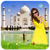Taj Mahal Photo Frames HD
