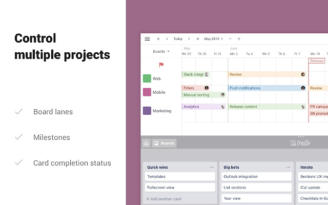 Planyway: Team Planner for Trello - Chrome Web Store