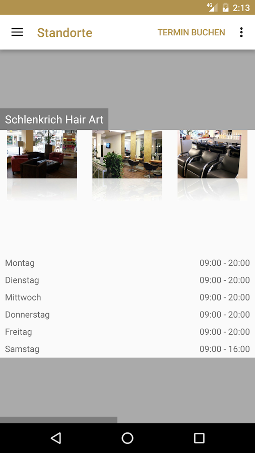 Schlenkrich Hair Art – Screenshot