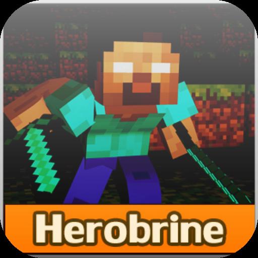 Herobrine Mod for Minecraft PE