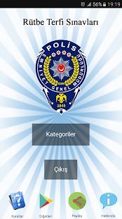 Polis, Sınav, Bilgi Yarışması - náhled