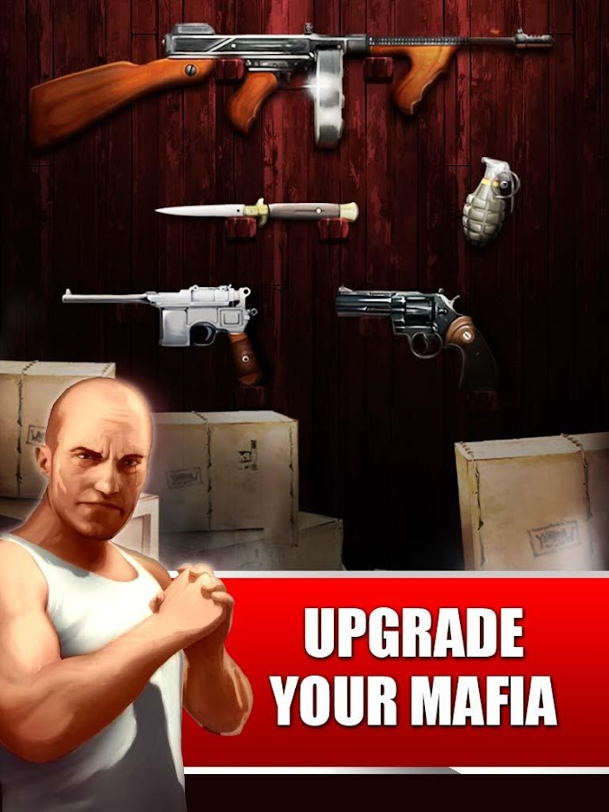 City Domination - mafia gangs - screenshot