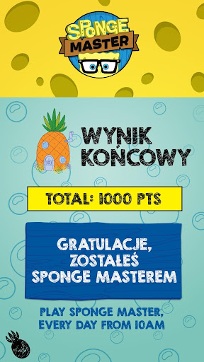 Sponge Master  gameplay | by HackJr.Pw 2