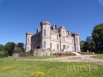château à Cholet (49)