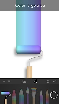 PaperOne:Paint Draw Sketchbook APK screenshot thumbnail 7
