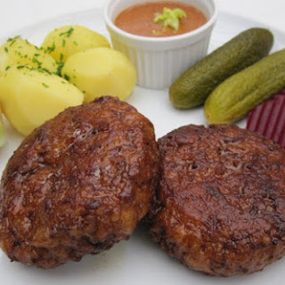Danish Frikadeller Meat Patties Recipe