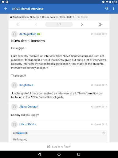 SDN Mobile App (APK) scaricare gratis per Android/PC/Windows screenshot