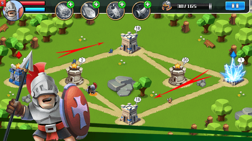 Castle Battle  screenshots EasyGameCheats.pro 4