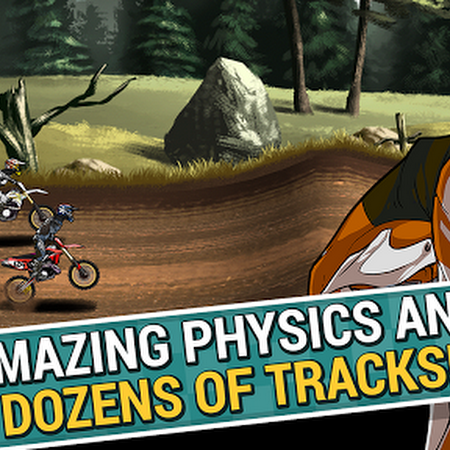 Mad Skills Motocross 2 v2.6.0 [Mod]