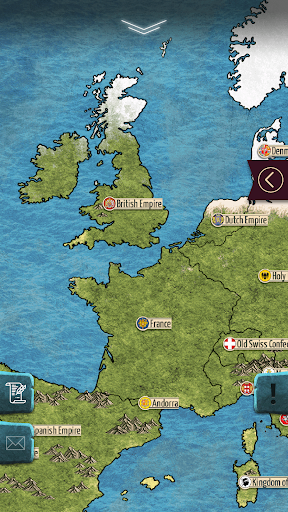 Europe 1784 1.0.13 Cheat screenshots 2