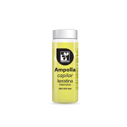 ampolla capilar farmatodo keratina intensive 10ml