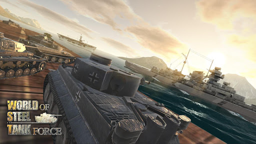 World Of Steel : Tank Force 1.0.7 screenshots 13
