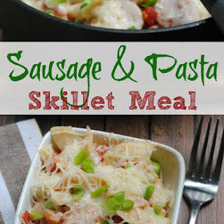 Sausage & Pasta Skillet Meal