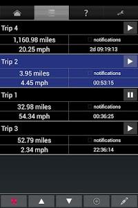 GPS Odometer screenshot 3