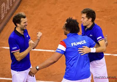 La France se qualifie encore une fois pour la finale de la Coupe Davis face à l'Espagne