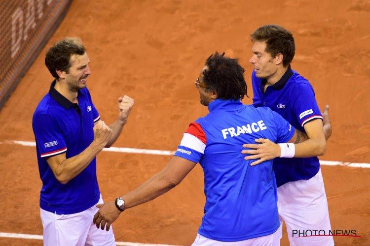 La France se qualifie encore une fois pour la finale de la Coupe Davis