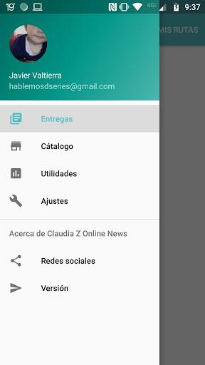 Claudia Z Socios screenshots 1
