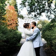 Wedding photographer Kristina Nazarova (nazarovakris). Photo of 13.09.2018