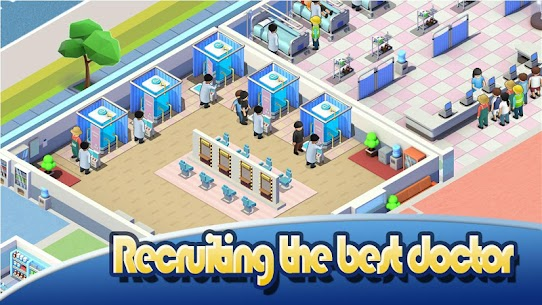 Idle Hospital Tycoon Apk Download For Android and Iphone 5