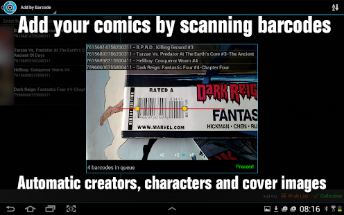 CLZ Comics - Comic Database- screenshot thumbnail