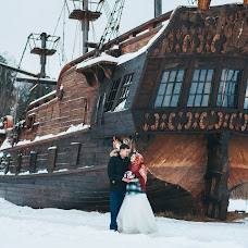 Wedding photographer Marina Cherednichenko (cheredmari). Photo of 10.01.2017