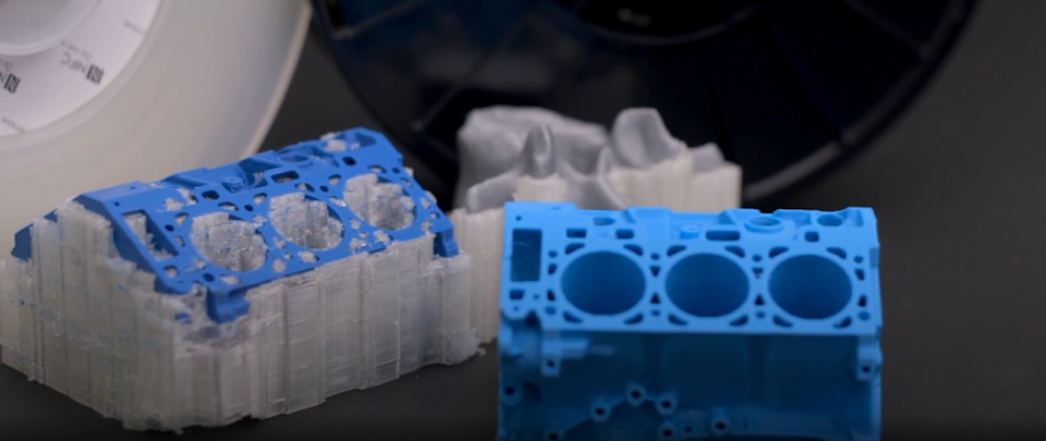 Choosing the Right 3D Printing Support Material // Comparison Guide