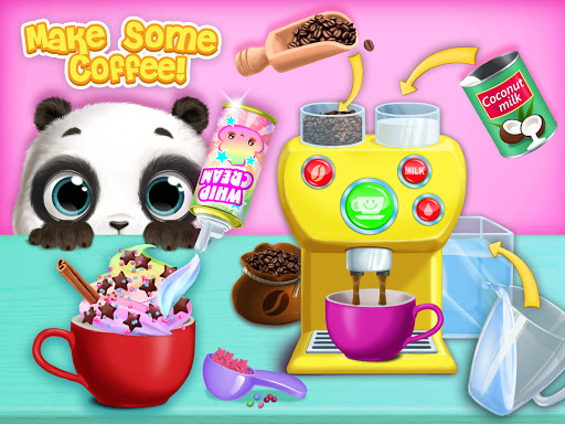 Panda Lu Baby Bear City - Pet Babysitting & Care 3.0.4 screenshots 12