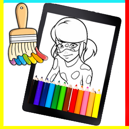Coloring Book Ladybug Apps Apk Free Download For Android PC Windows