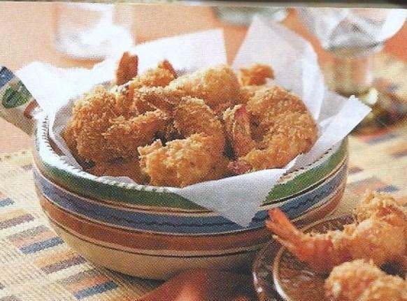 Crispy Shrimp Poppers Recipe