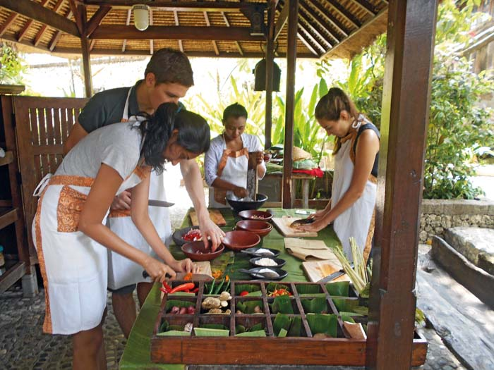 Indoor Activities  Raining in Bali