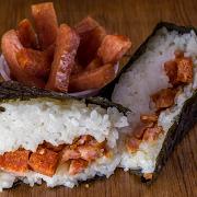 Spam (Fried) Riceball